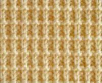 Вязание спицами простой узор №3988 схема