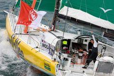 Vendée Globe 2012-13. Dia 5 (II).