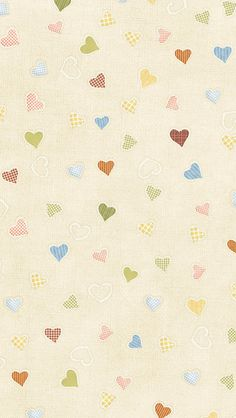 #cute #background #hearts #love