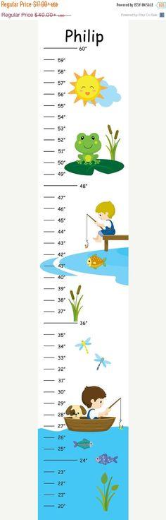 A la venta personalizada tabla de crecimiento de la pesca ha ido
