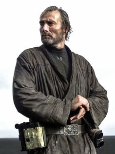 First look !!! Mads as Galen Urso is Star Wars Rogue One ! OMG