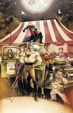 Nightwing #1 DC Comics