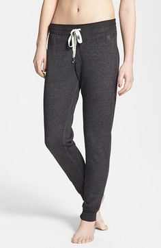 Softest, cutest skinny sweats ever. Look great with a tunic.