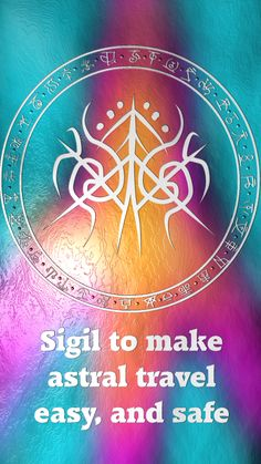 Sigil to make astral travel easy, and safeRequested by Here you go my friend. Thank you for the request, I appreciate it. Sigil requests are open. For more of my sigils go. Wiccan Symbols, Magic Symbols, Symbols And Meanings, Protection Sigils, Symbole Protection, Magick Spells, Wicca Witchcraft, Magick Book, Wiccan Spell Book