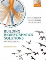 37 best bioinformatics books images on pinterest book books and libri building bioinformatics solutions with perl r and sql fandeluxe Image collections