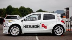 Mitsubishi R5 | Mirage R5 | WRC 2 2015!!