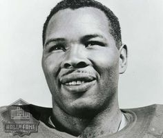 Joe Perry was a fullback. He was one of the best players in the 1950's and was the first african american MVP. He played for the Baltimore Colts and the San Francisco 49'ers.