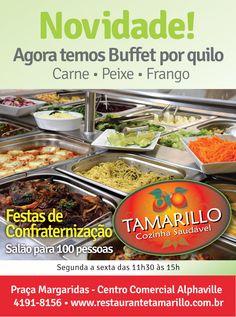 Tamarillo Cozinha Saudável - Alphaville