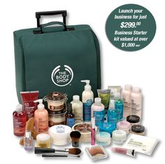 The Body Shop At Home - Become a Party Plan Consultant - The Body Shop