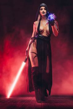 Sith from Star Wars Cosplayer: Danielle DeNicola Photographer: David Love Photography Star Wars Sith, Star Wars Rpg, Star Wars Fan Art, Female Sith Lords, Star Wars Characters Pictures, Wolf, Star Wars Girls, Star Wars Wallpaper, Cinema