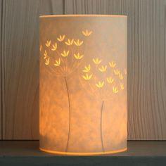 fennel candle cover by hannah nunn