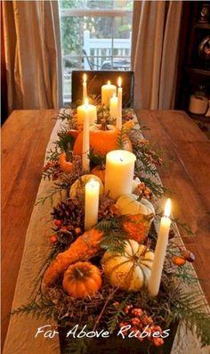 16 Magnificent Thanksgiving Table Decorating Ideas https://www.futuristarchitecture.com/29664-thanksgiving-table-decorating-ideas.html