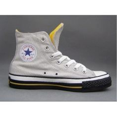 Converse Outlet All Star Chuck Taylor Canvas High tops Beige