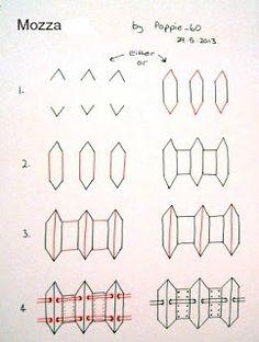 --Mozza--  Poppie's Pen Pics ©: Poppie's Patterns