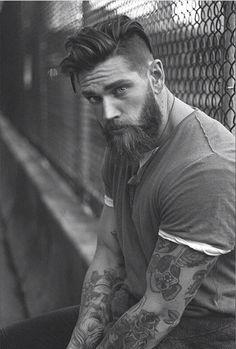 Barbe - Tattoo
