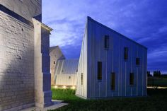Hopital-de-Meursault- reconversion / JUNG Architectures & Simon Buri