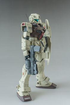 HGUC 1/144 RGM-79G GM COMMAND ジムコマンド