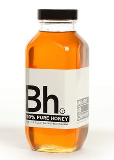100% pure honey by Ballard Bee Company