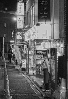Tokyos night by RodrigoCastilloMurillo