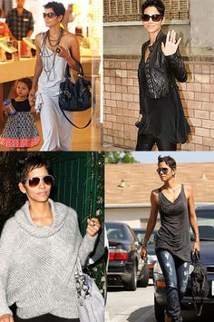 Halle Berry Style Deconstructed | The Budget Fashionista...I love her style!
