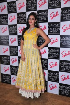 Sonal Chauhan at the LFW cocktails on day four #Style #Bollywood #Fashion #Beauty #LFW2014