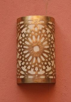 MEDINA TOUCH : Marokkanische wandleuchte, Wandlampe. Decoratie Marokko