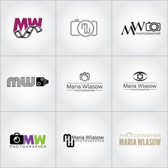 b2a19d5be91 Logo Photographer