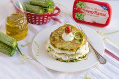 #Pancake alle #zucchine con noce moscata e #Fiordistracchino #NonnoNanni #cooking #recipe #hungry #cibo #cucina #ricette #foodie #gnam #cucinaitaliana  #cucinare