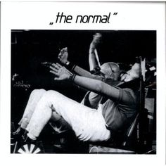The Normal - Warm Leatherette/T.V.O.D.