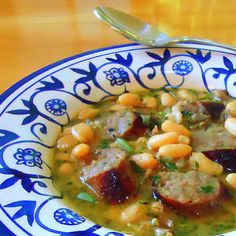 This recipe makes a wonderful meal that is a cross between a soup and a stew.  You'll find the recipe on my blog.  I hope you will try   Not Yo' Mama's Franks and Beans. Enjoy.