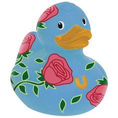 Roses Bud Designer Duck by Design Room - New BNIB Z