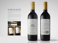 """""""The Wine That Sold Beer"""" #DBExportDry #Experiential"""