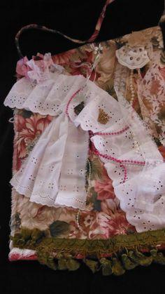 Hand Bag Purse Birthday Gift For Sis by VictorianShabbyShop.com