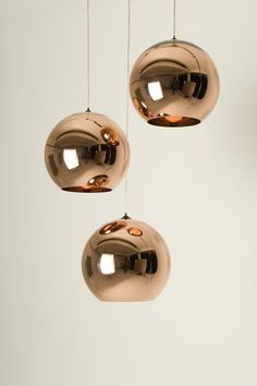 Copper Light Shades | House and Leisure
