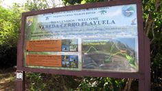 Hiking on Vieques island