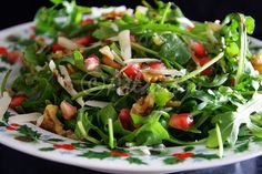 Terapia do Tacho: Salada do dia a seguir ao Natal (Post Christmas day salad)
