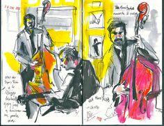 Café Jazz Naima. Sevilla by inmaserranito, via Flickr