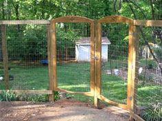 raised bed deer fence - Bing Images