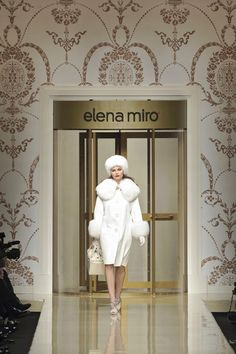 Elena Miro at Milan Fall 2009