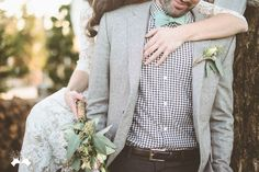 Rustic Philadelphia Wedding Captured by Paper Antler - Well Groomed - Real Weddings - Loverly Shirt With Grey Suit, Suit And Tie, Wedding Suits, Wedding Attire, Wedding Photography Inspiration, Wedding Inspiration, Style Inspiration, Wedding Styles, Wedding Photos