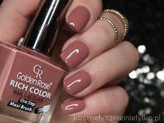 Golden Rose Rich Color nr 78 nowy odcień na wiosnę 2015.