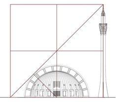 Yesil Vadi Mosque Sacred Architecture, Mosque Architecture, Romanesque Architecture, Cultural Architecture, Religious Architecture, Classic Architecture, Concept Architecture, Architecture Design, Temple Design
