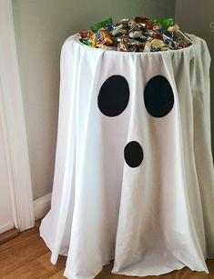 Diy halloween home decor ideas (49)