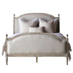 Eloquence Dauphine Beach House Natural Bed @LaylaGrayce