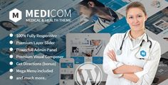 We are proudly announce. we launched Medicom wordpress on themeforest. you can see online here http://themeforest.net/item/medicom-medical-health-wordpress-theme/7608871