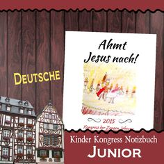 Children's Edition Notebook [Standard] - Digital PDF File Download - German