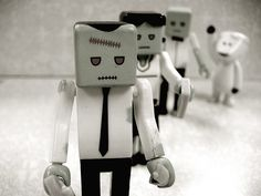 Lego zombies <3