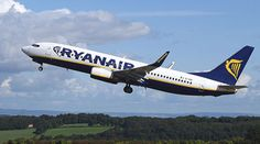 BUDGET airline Ryanair was at the centre of controversy last night after one of the baggage handlers employed by the airline was captured on camera handling bags and suitcases with extreme care, it has been revealed.