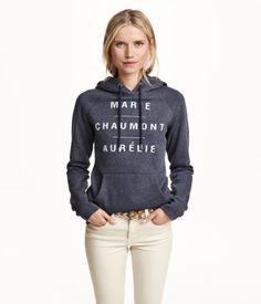 $24.99 Hooded Sweatshirt Product Detail   H&M US