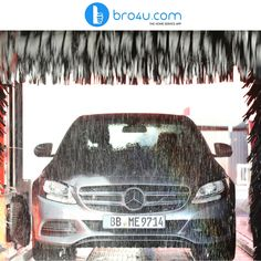 We offer a high-quality car detailing in Bangalore that covers an exterior water wash, dashboard and door panel polish, roof top and engine bay cleaning with a complete interior shampooing and tyre dressing #bro4u #car #wash #service #bangalore #home_services